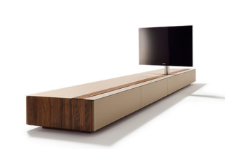 cubus pure Home Entertainment room divider  by  TEAM 7
