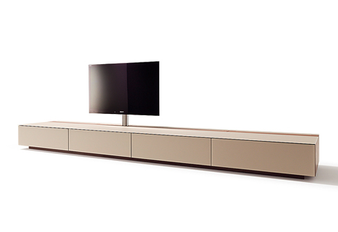 cubus pure home entertainment raumteiler von team 7 stylepark. Black Bedroom Furniture Sets. Home Design Ideas