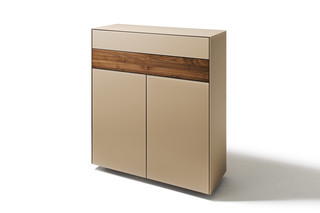 cubus pure narrow chest of drawers  by  TEAM 7