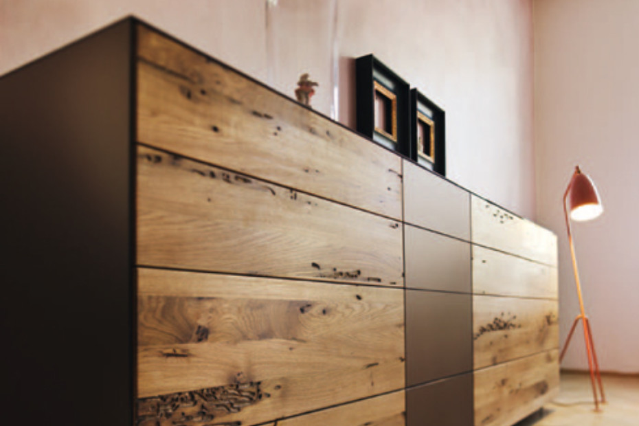 cubus pure sideboard 3 elements