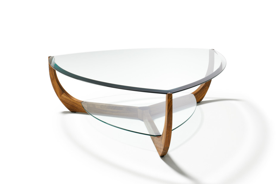 juwel coffee table triangular