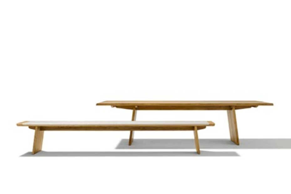 nox bench with wooden panels