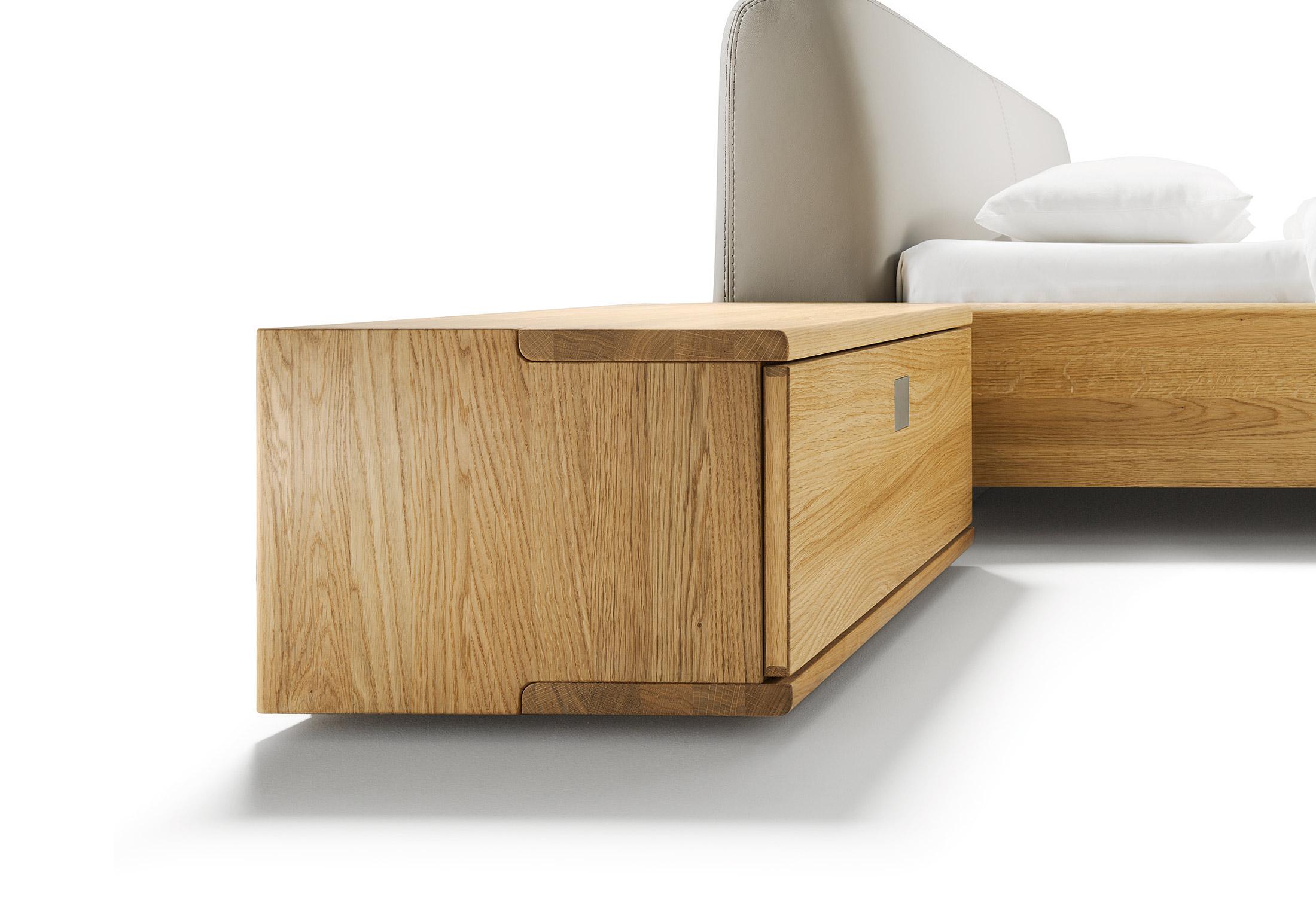 nox nachttisch von team 7 stylepark. Black Bedroom Furniture Sets. Home Design Ideas