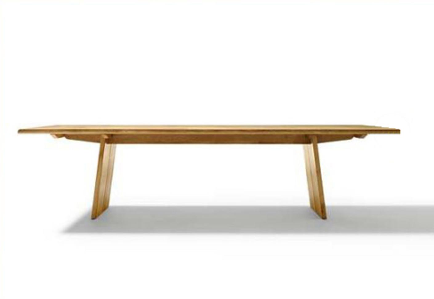 nox table by team 7 stylepark. Black Bedroom Furniture Sets. Home Design Ideas