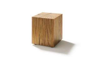 Oak block  by  TEAM 7