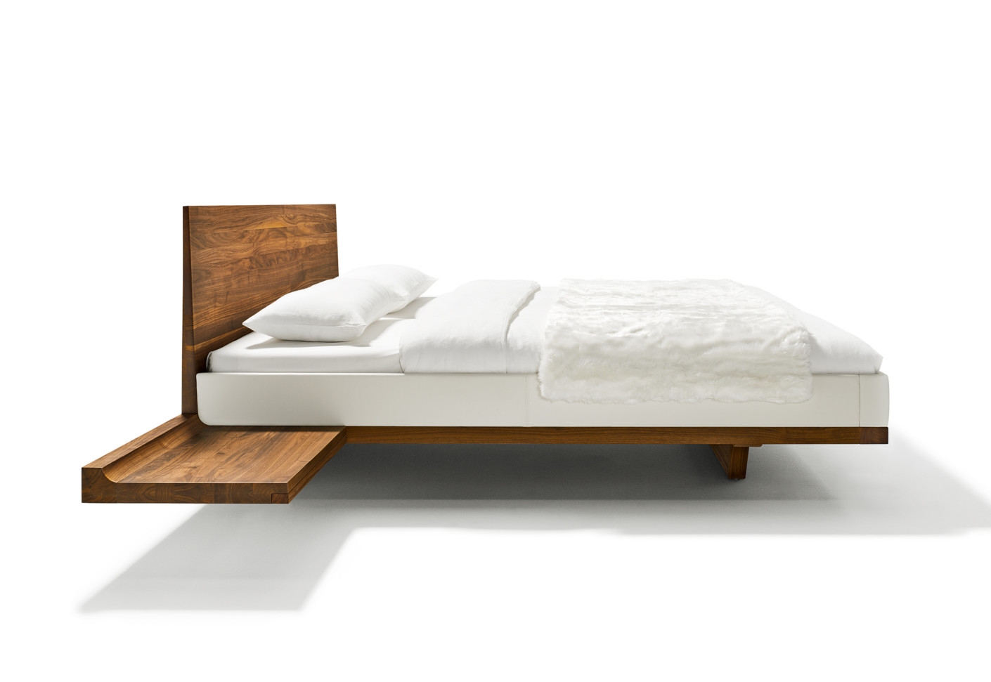 riletto bed by team 7 stylepark. Black Bedroom Furniture Sets. Home Design Ideas