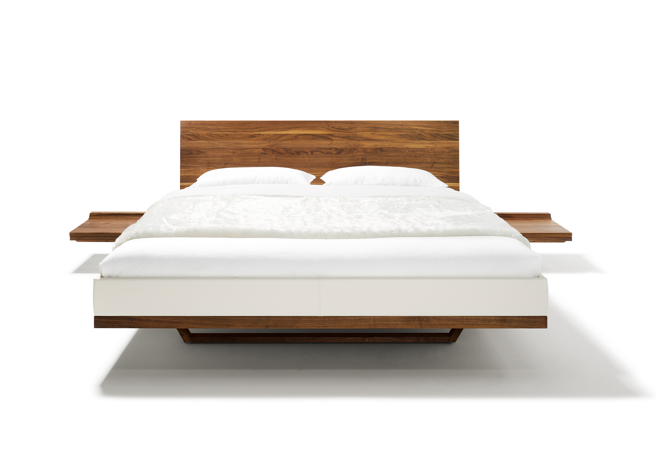 Riletto bed by team 7 stylepark for Schlafzimmer bett 180x200