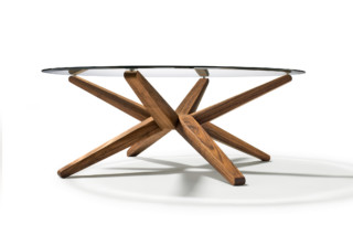 stern coffee table  by  TEAM 7