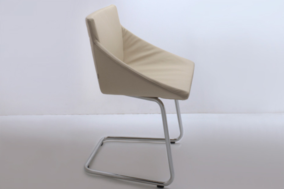 Boculino cantilever chair