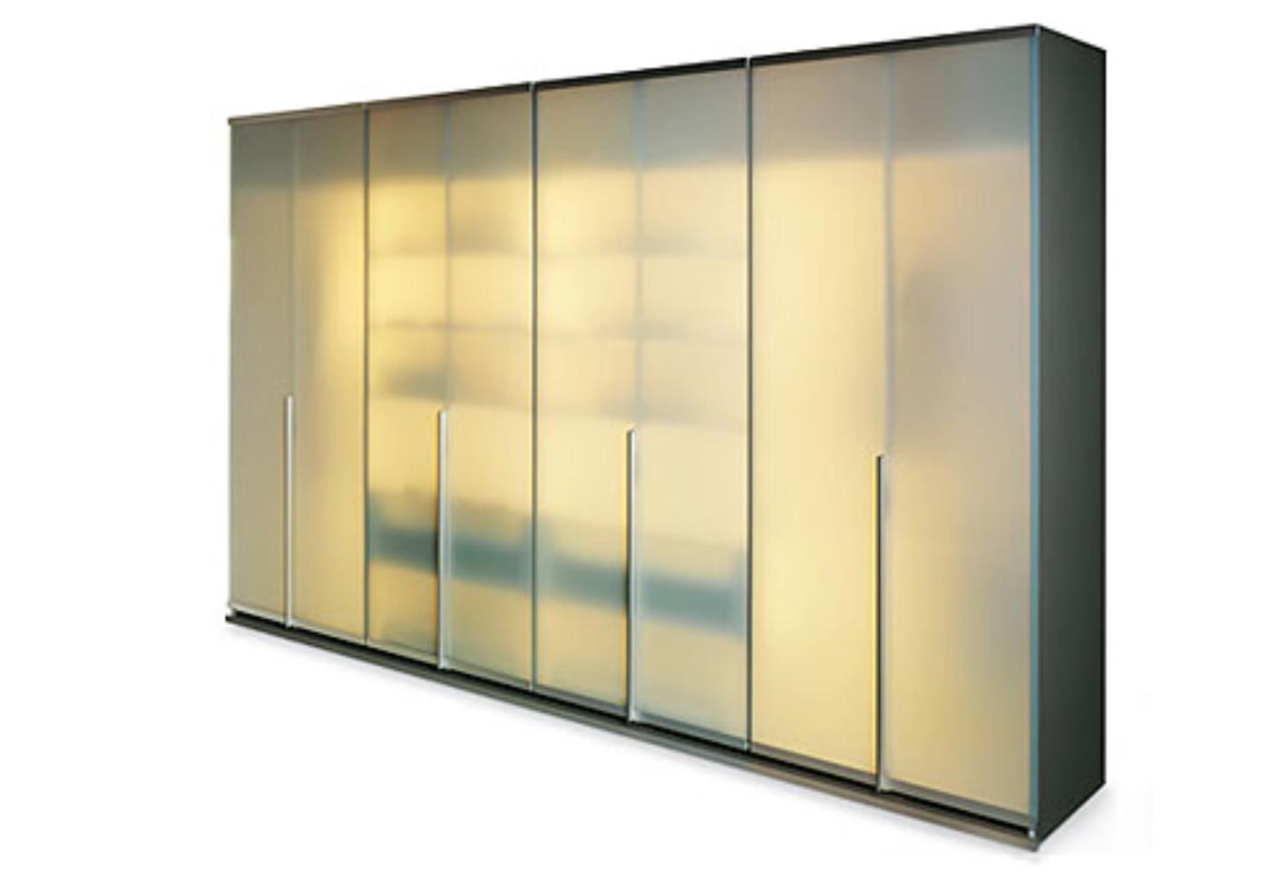 leva schrank mattglas von team 39 by 39 wellis 39 stylepark. Black Bedroom Furniture Sets. Home Design Ideas
