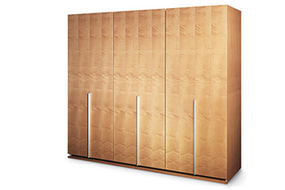 LeVa wardrobe wood  by  team'by'wellis '