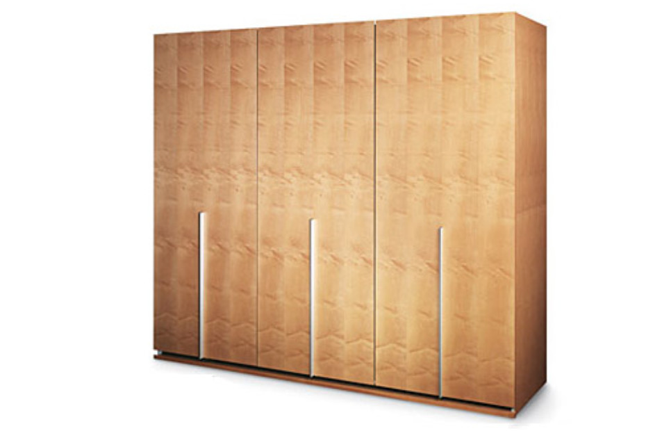 LeVa wardrobe wood