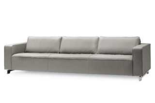 LiDa 3er-Sofa  von  Team by Wellis
