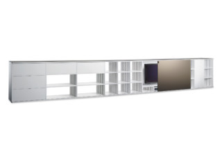 VaRe shelf-system white  by  Team by Wellis
