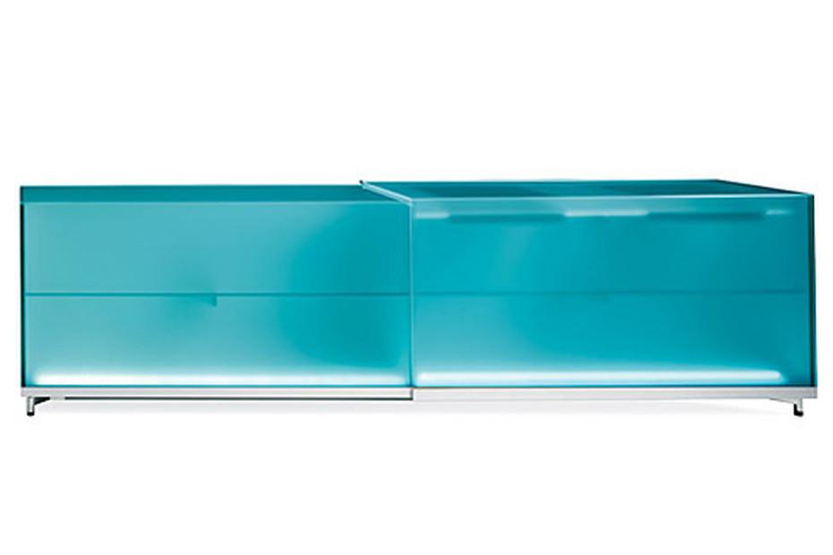 Volare Sideboard LED, 2er Element