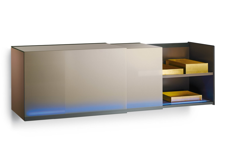 Volare Wall Console Led Double Element By Team By Wellis Stylepark