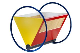 Bauhaus-Cradle  by  TECTA