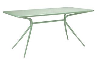 Grasshopper rectangular table  by  Tectona