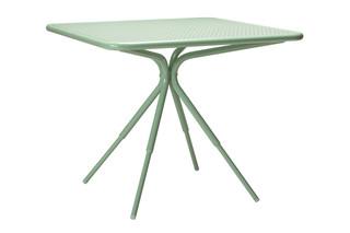 Grasshopper square table  by  Tectona