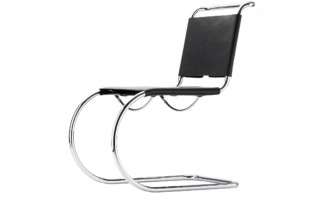 S 533 with lace leather  by  Thonet