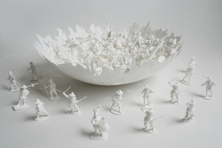English Civil War Bowl  von  Thorsten van Elten