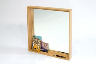 Esti mirror  by  Thorsten van Elten