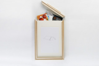 Picture Frame Box  by  Thorsten van Elten