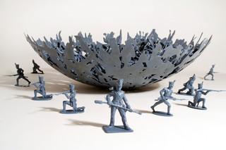 Waterloo War Bowl  von  Thorsten van Elten