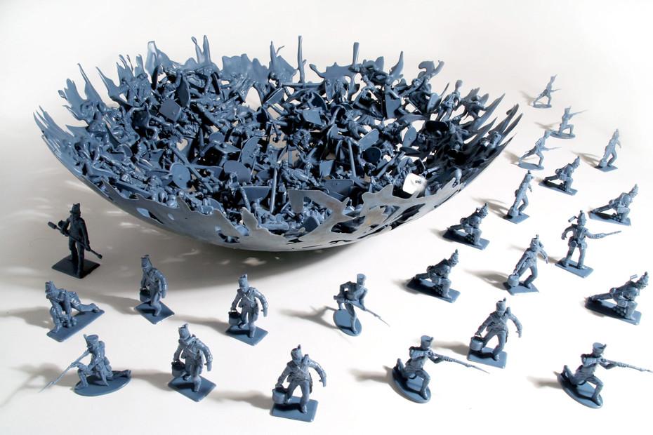 Waterloo War Bowl