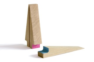 Wedge Doorstop  by  Thorsten van Elten