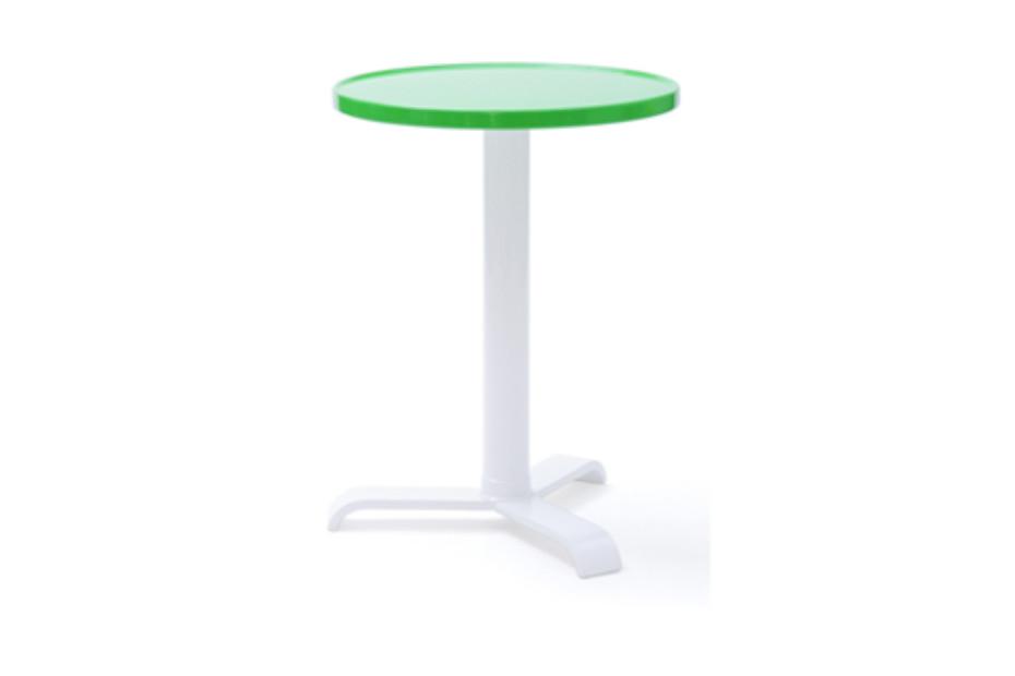 77 pedestal table