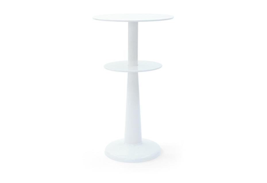 G bar-table double plate