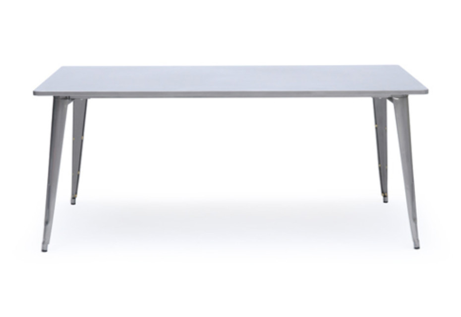 Table with stool legs