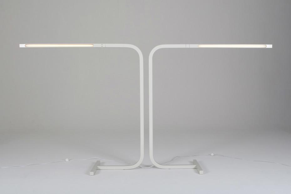 Angle Floor Light