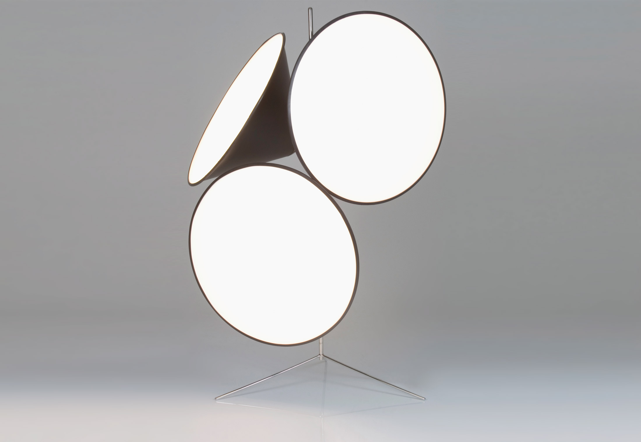 Cone Light Stand By Tom Dixon Stylepark