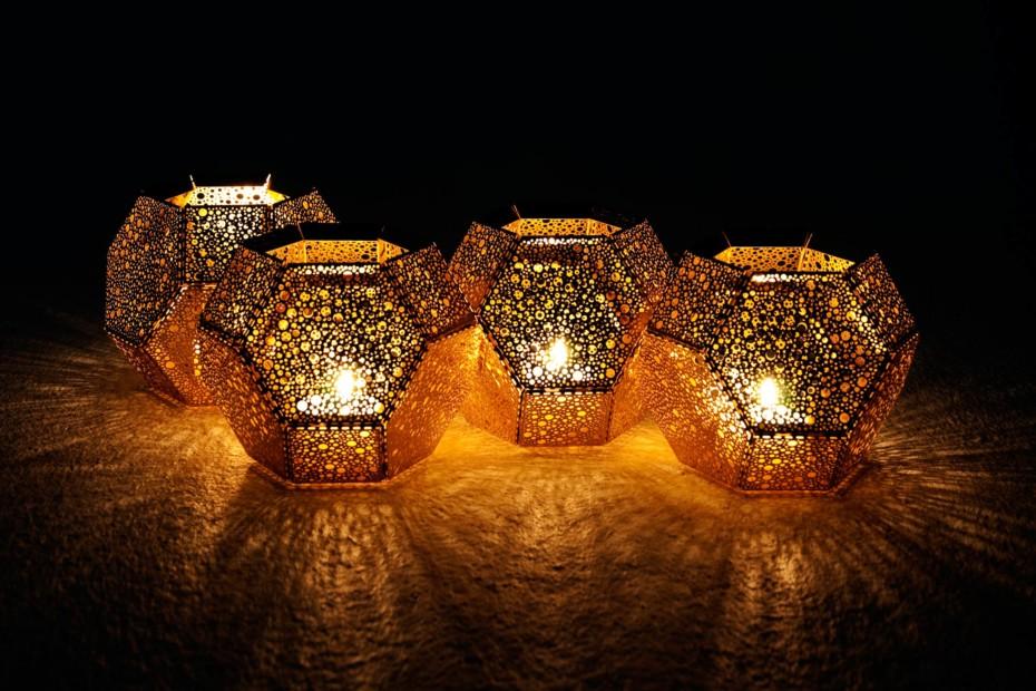 Etch Kerzenleuchter