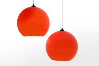 Fluoro Shade Pendant light  by  Tom Dixon