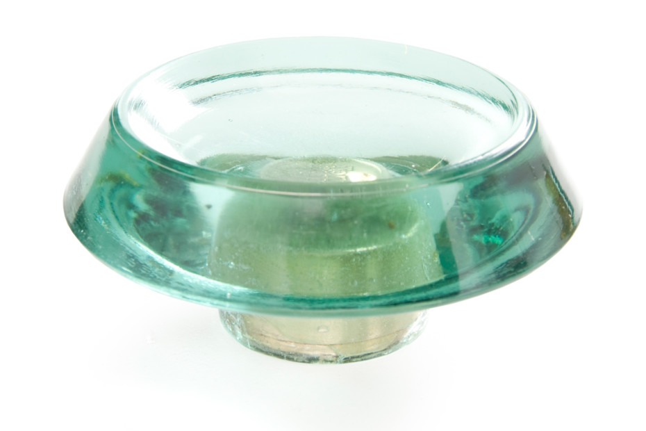 Knob Glas klein