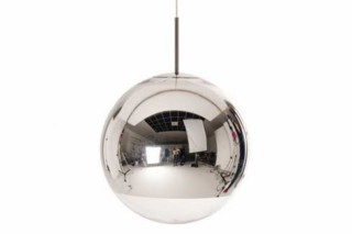 Mirror Ball Pendent  by  Tom Dixon