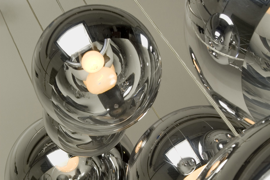 Mirror Ball Pendent