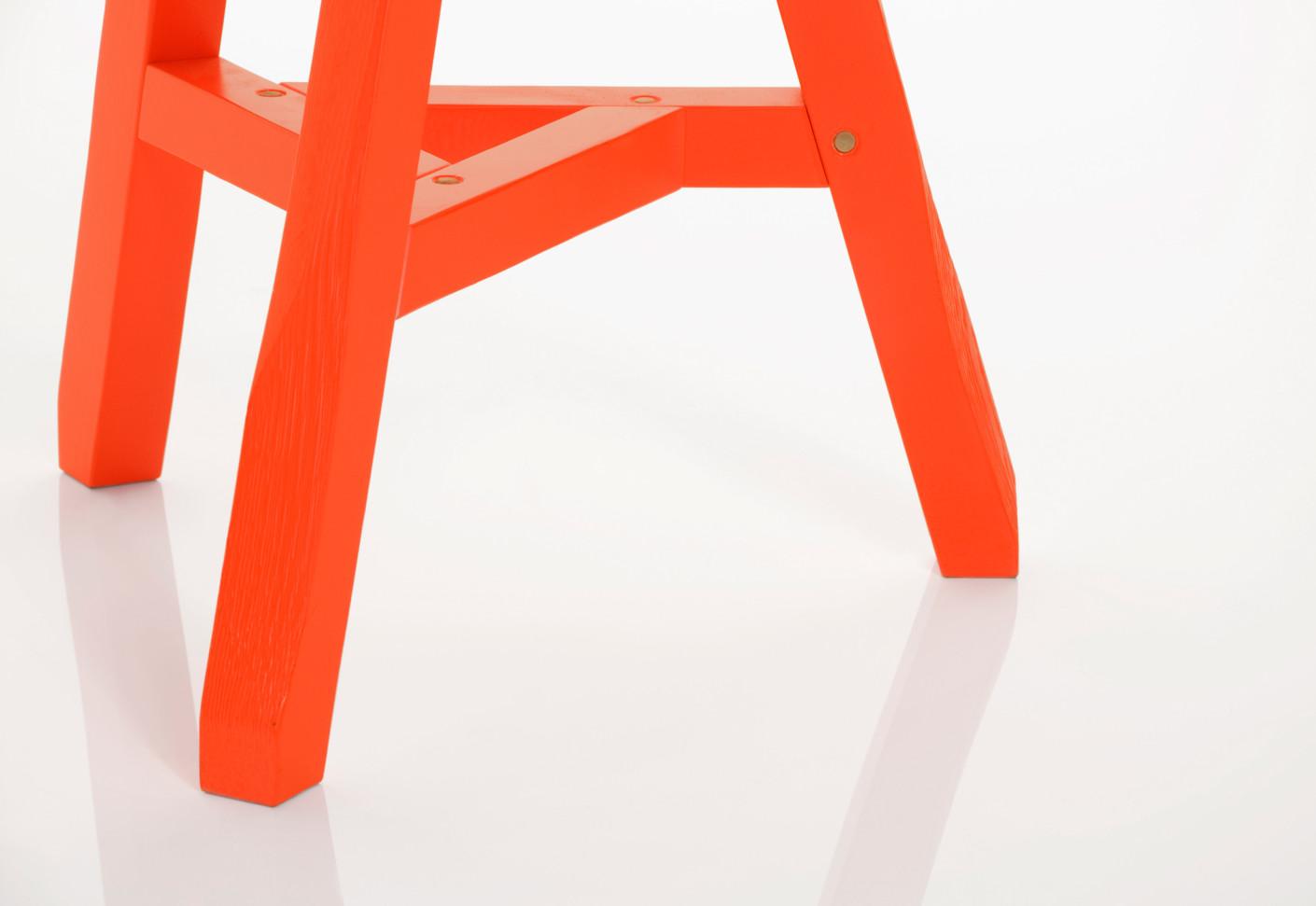Offcut Fluoro Stool By Tom Dixon Stylepark