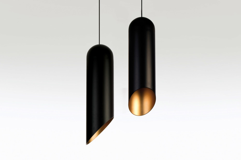 Pipe Pendant Light