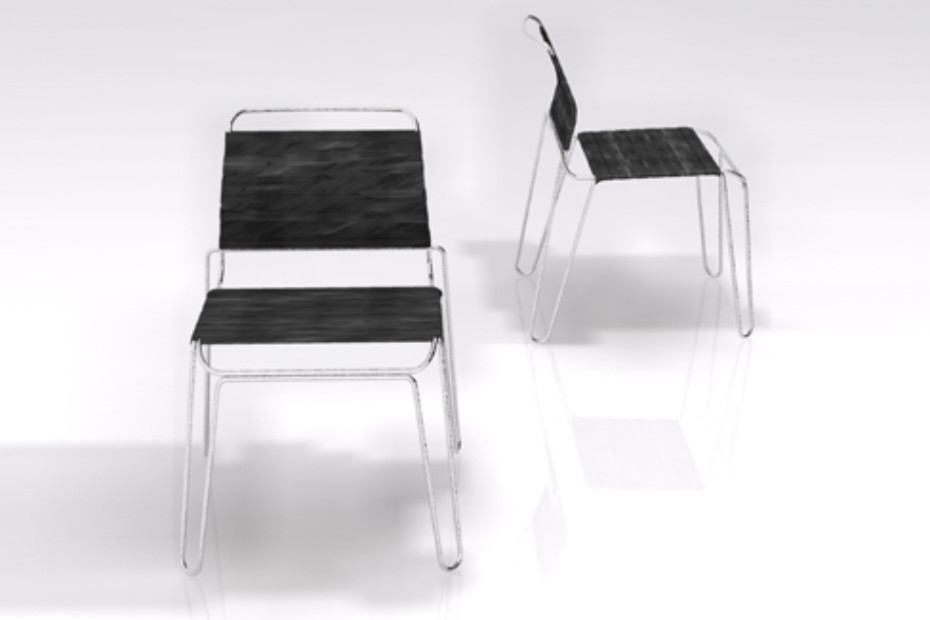 Repaint Black Kitchen Chairs