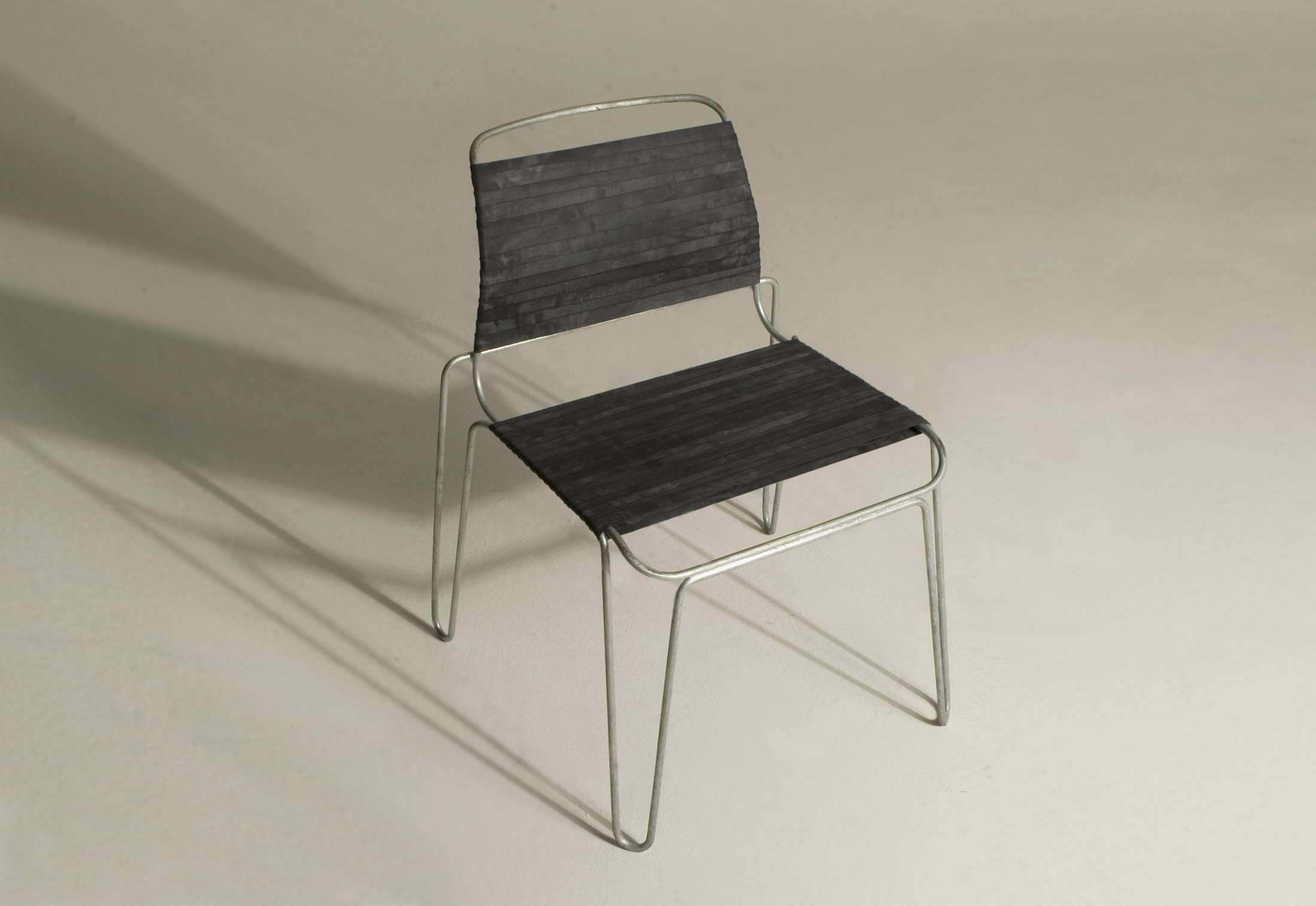 Rubber Band Chair By Tom Dixon Stylepark