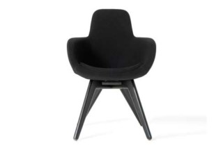 Scoop Chair high back  by  Tom Dixon