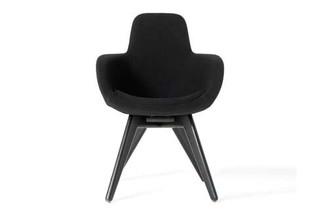 Scoop Stuhl hoch  von  Tom Dixon