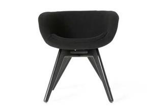 Scoop Stuhl niedrig  von  Tom Dixon