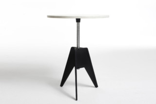 Screw table small  by  Tom Dixon