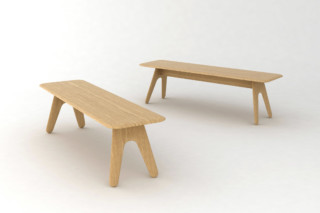 Slab Bench  by  Tom Dixon