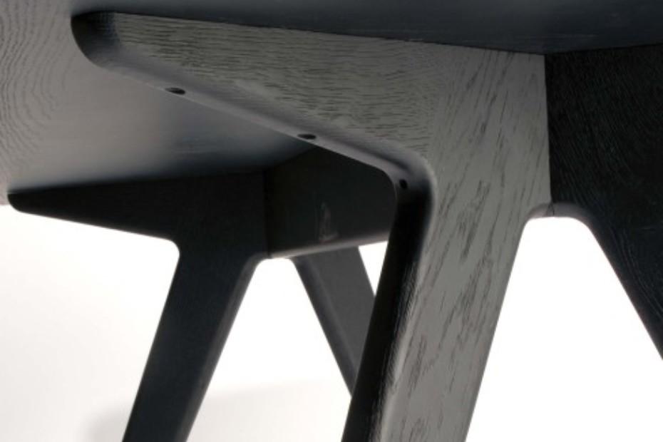Slab Rectangular Dining Table